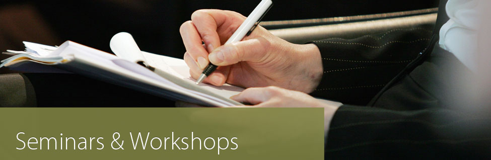 Header_Seminars&Workshops
